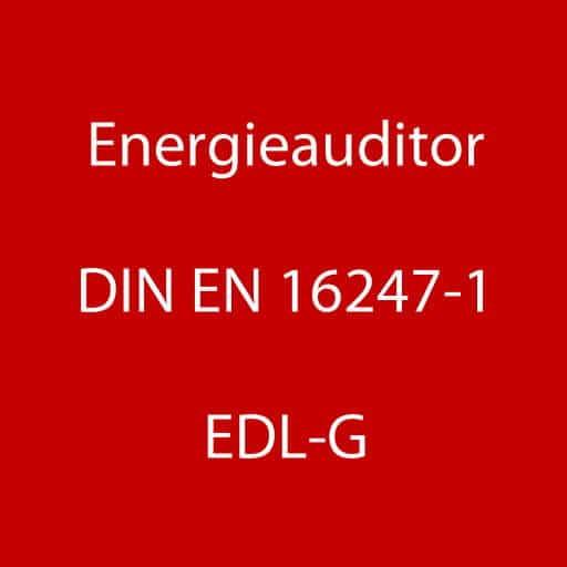 Energieauditor nach dem Energiediensleistungsgesetz