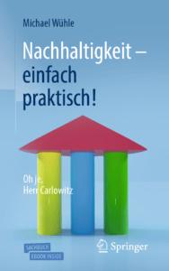 das Cover des Sachbuchs 'Nachhaltigkeit - einfach praktisch!'