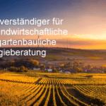 Energieberatung in der Landwirtschaft